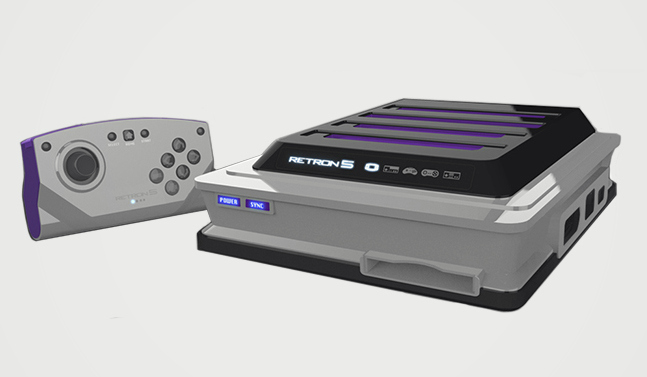 Super-Retron-5