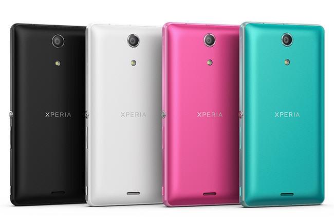 Sony Xperia ZR 4