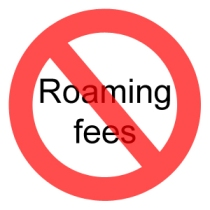 roaming fees