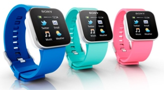 smartwatches sony