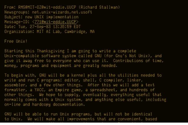 anuncio Stallman