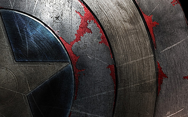 Marvel's CAPTAIN AMERICA: THE WINTER SOLIDER - Teaser Poster