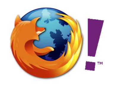 Firefox Yahoo!